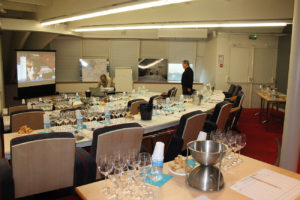 Conférence Richard Dailly - œnotourisme Itinéraire Y - Trajectoire Vin
